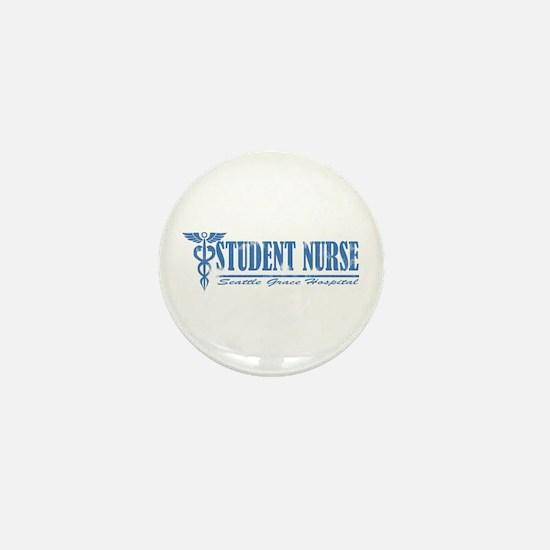 Student Nurse SGH Mini Button
