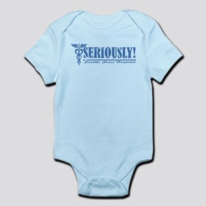 Seriously! SGH Infant Bodysuit