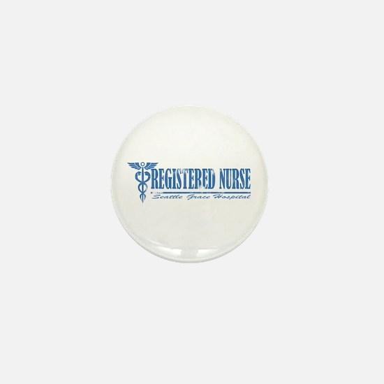 Registered Nurse SGH Mini Button