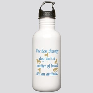 Best Therapy Dog Stainless Water Bottle 1.0L
