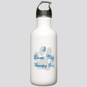 Therapy Dog Stainless Water Bottle 1.0L
