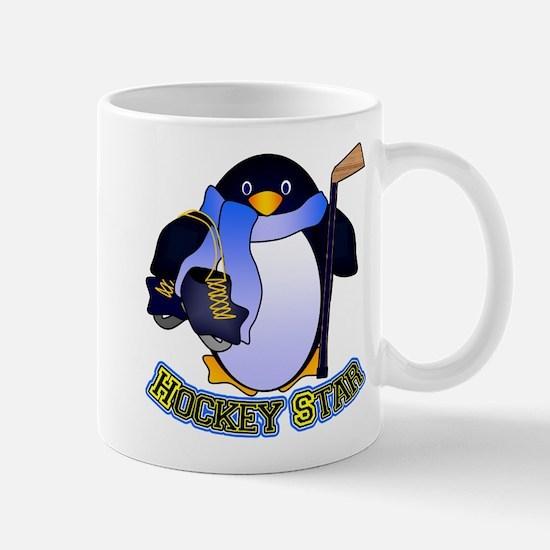 Hockey Star Mug