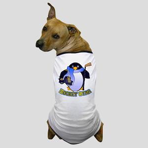 Hockey Star Dog T-Shirt