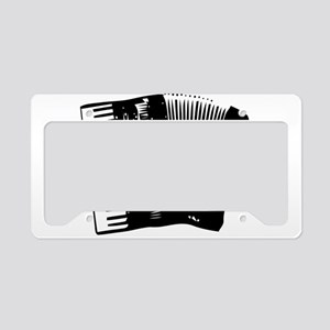 accordion License Plate Holder