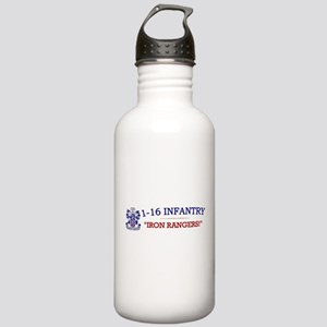 1st Bn 16th Infantry Stainless Water Bottle 1.0L