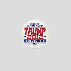 Trump 2012 Mini Button