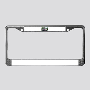 1985 Cougar License Plate Frame