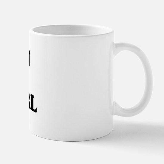 Lauren Is My Homegirl Mug