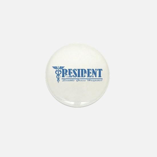 Resident SGH Mini Button