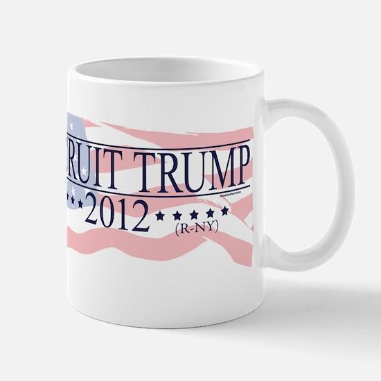 Recruit Trump 2012 Mug