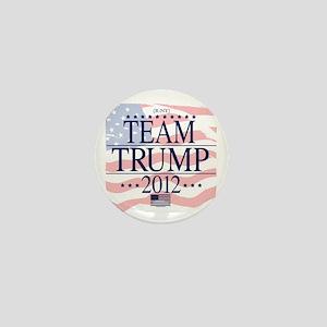 Team Trump 2012 Mini Button