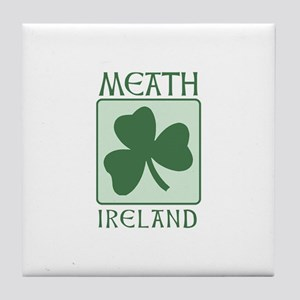 Meath, Ireland Tile Coaster