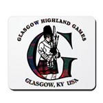 Glasgow Highland Games KY USA Mousepad