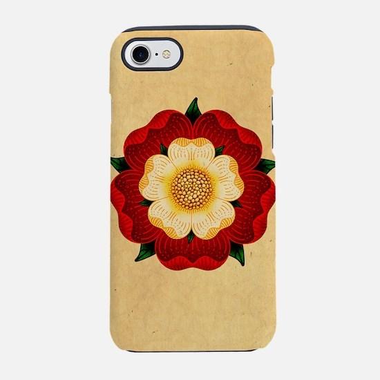 tudor-rose_j.jpg iPhone 7 Tough Case