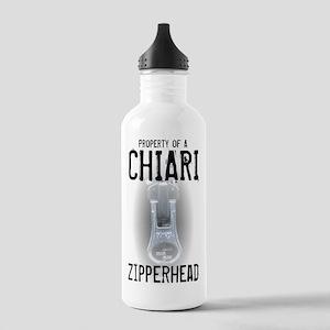 Property of A Chiari Zipperhe Stainless Water Bott