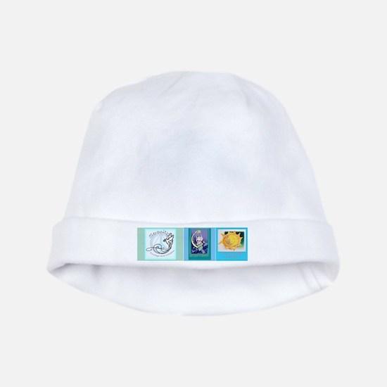 Recivery Triptics baby hat