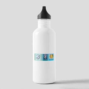 Recivery Triptics Stainless Water Bottle 1.0L