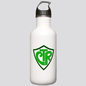"CTR ""Choose the Right"" Stainless Water Bottle 1.0L"