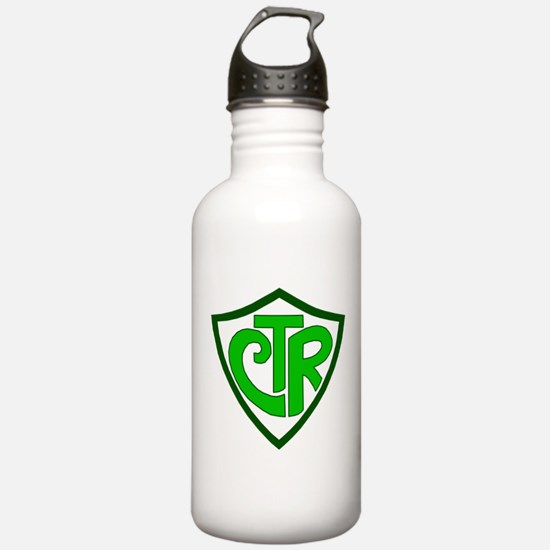 "CTR ""Choose the Right"" Water Bottle"