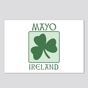 Mayo, Ireland Postcards (Package of 8)