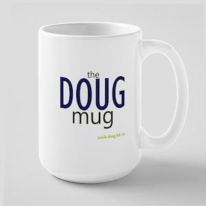 """The Doug Mug"" by Uncle Doug - Large Mug"