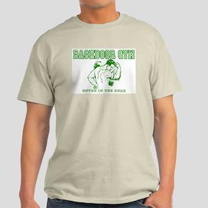 Backdoor Gym Light T-Shirt