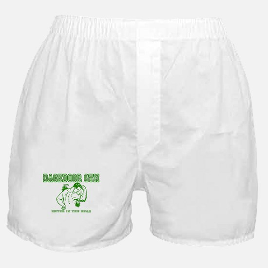 Backdoor Gym Boxer Shorts