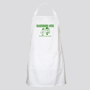 Backdoor Gym BBQ Apron