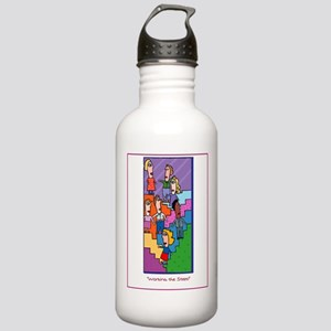 Just Cards Stainless Water Bottle 1.0L
