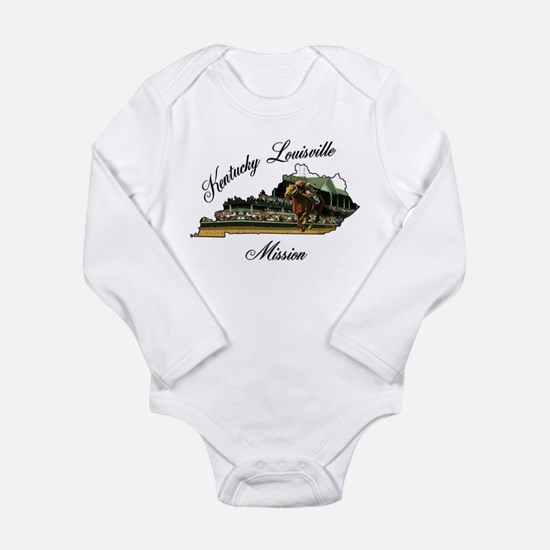 Kentucky Louisville State Pic Body Suit
