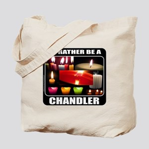 CANDLE MAKER/CANDLE MAKING Tote Bag