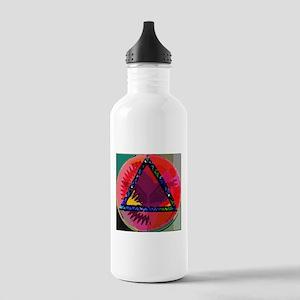 Spirit Mind Heart Stainless Water Bottle 1.0L