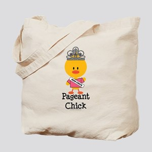 Pageant Chick Tote Bag