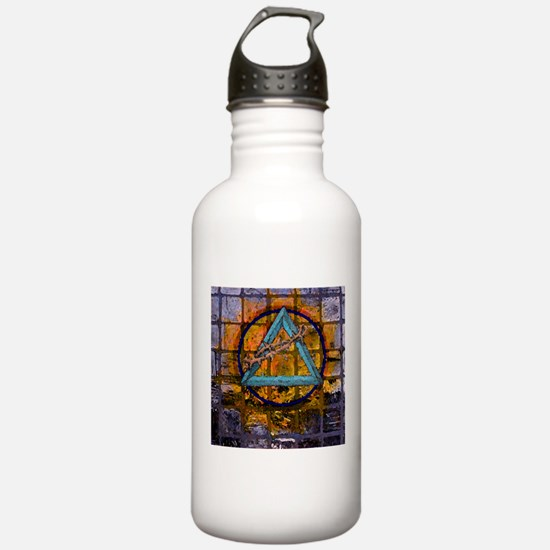 AA Graffiti Water Bottle