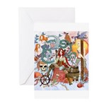 Pirate Quest Greeting Cards (Pk of 10)