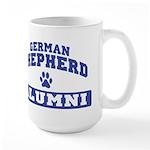 German Shepherd Large Mug