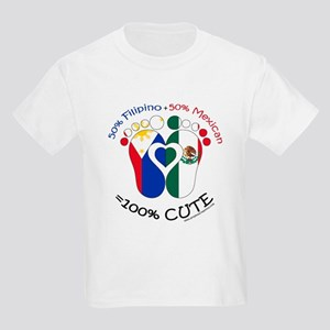 Filipino Mexican Baby T-Shirt