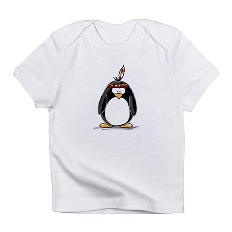 Native American Penguin Infant T-Shirt