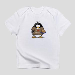I Love Latkes Penguin Infant T-Shirt