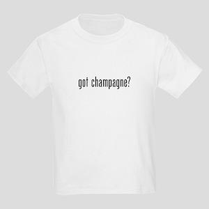 Got Champagne Kids Light T-Shirt
