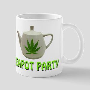 Teapot Party Mug