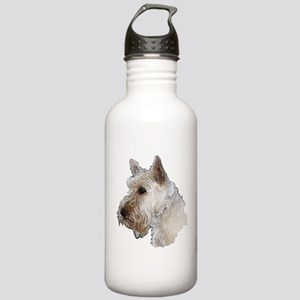 Scottish Terrier (Wheaten) Stainless Water Bottle