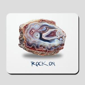 Rock On Mousepad