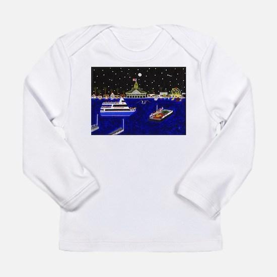 Cute Harbors Long Sleeve Infant T-Shirt