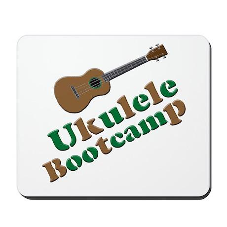 Ukulele Bootcamp Mousepad