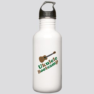 Ukulele Bootcamp Stainless Water Bottle 1.0L