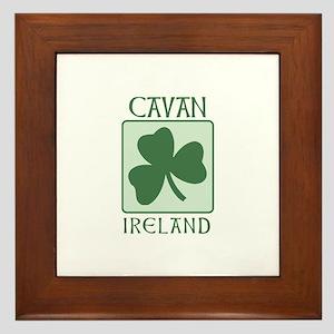 Cavan, Ireland Framed Tile