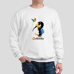 Tux Swat-Ubuntu Sweatshirt