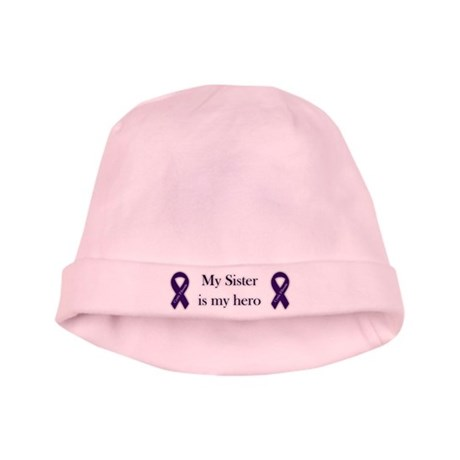 Sister CF Hero baby hat