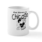 Blown in Chicago Mug